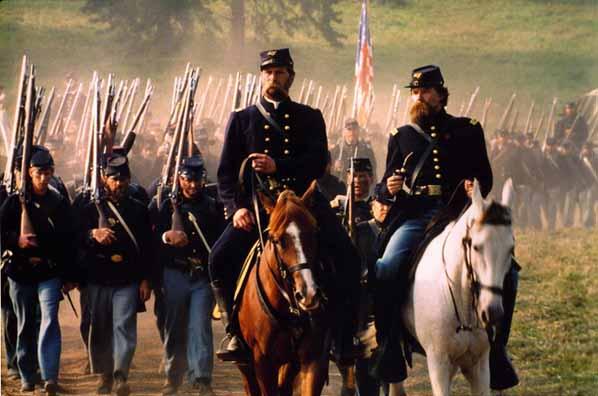 Ron Maxwell Gettysburg Photo