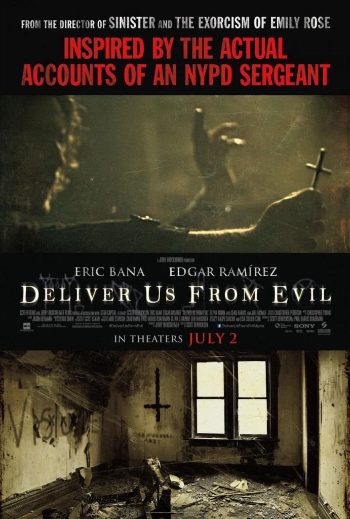 Deliver us From Evil Prize Giveaway