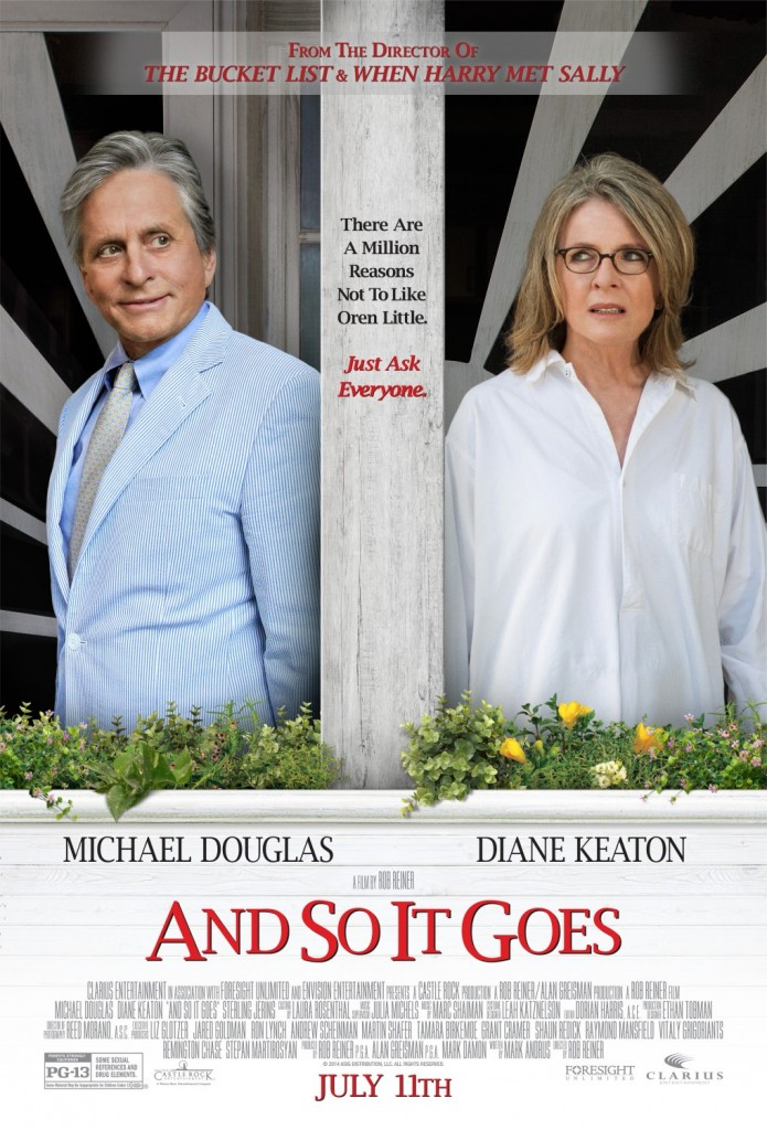And So It Goes advance screening