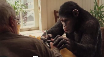 Boyhood meets Dawn of the Planet of the Apes