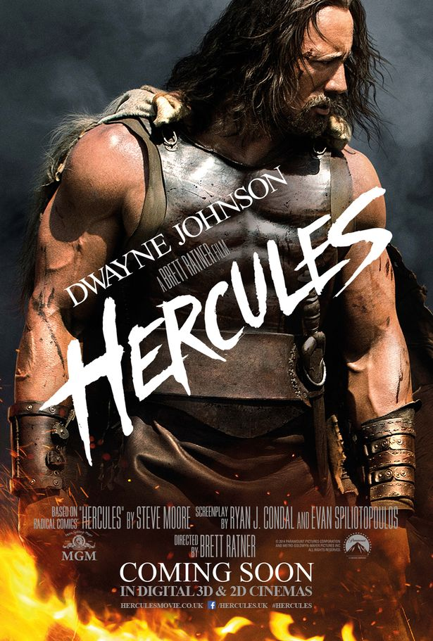 Hercules Giveaway