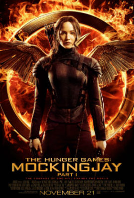 The Hunger Games Mockingjay Part One Poster