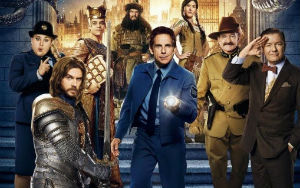 Night at the Museum 3 Poster