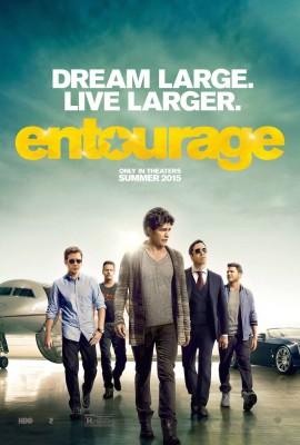 Entourage Movie Poster