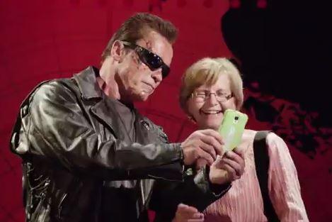 Schwarzenegger pranks fans 6.19.2015