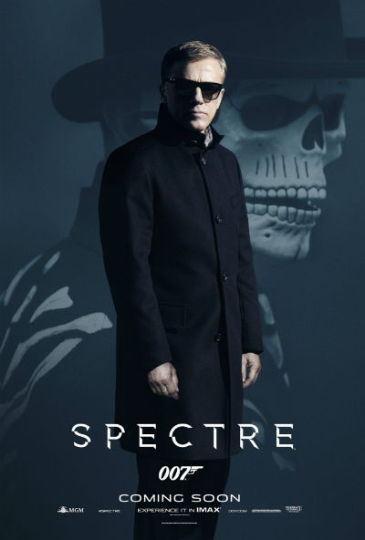 Box office report Spectre