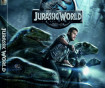 Jurassic World on Blu-Ray DVD