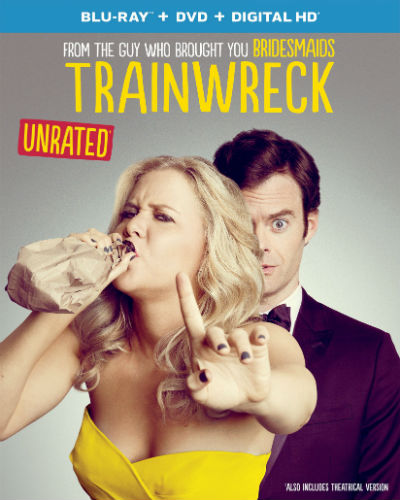 Trainwreck DVD Review
