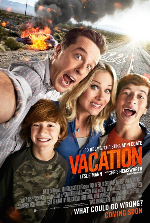 Vacation DVD Review