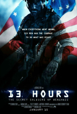 """13 Hours"" Review"