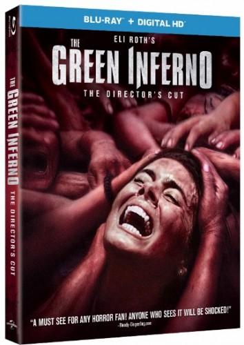 Blu-Ray The Green Inferno