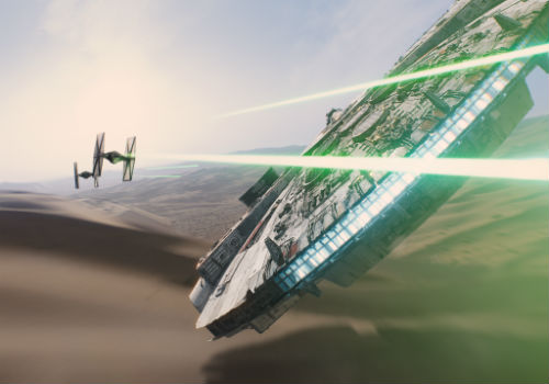 Star Wars The Force Awakens Photo