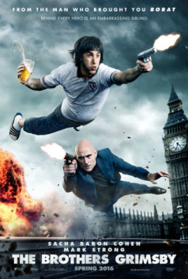 Brothers Grimsby Review