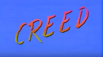 Creed as a 90s VHS Release