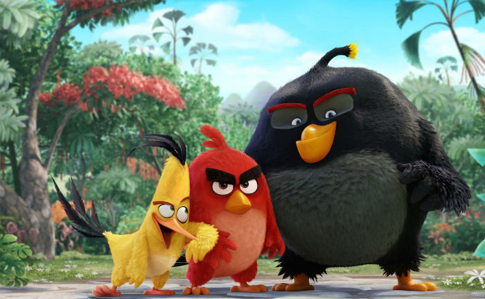 Box Office Angry Birds