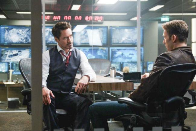 Captain America: Civil War Reviews