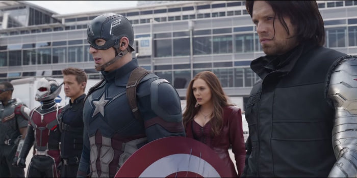 Movie Preview May 2016 Captain America