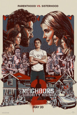 Neighbors 2 Review