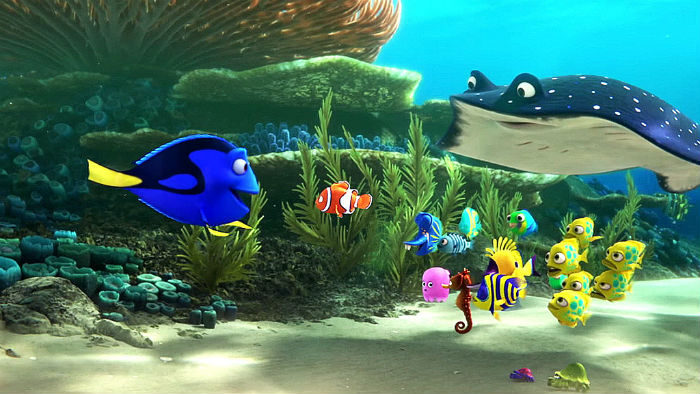Box office Finding Dory Independence Day