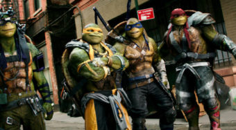 Teenage Mutant Ninja Turtles: Out of the Shadows Reviews
