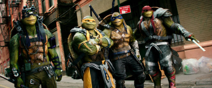 Teenage Mutant Ninja Turtles: Out of the Shadows Reviews