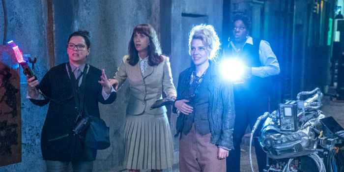 Ghostbusters Early Reviews