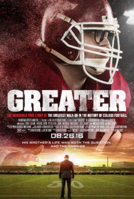 Greater Review Greater Poster