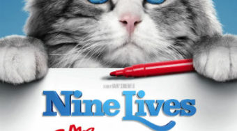 Nine Lives Poster Nine Lives Review