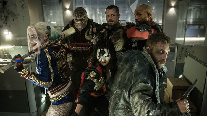 Suicide Squad Reviews Harley Quinn