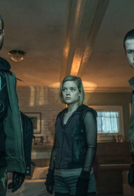 Dylan Minnette in Don't Breathe Summer Box Office