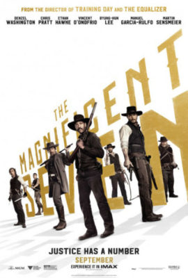 Magnificent Seven Review Denzel Washington in Magnificent Seven