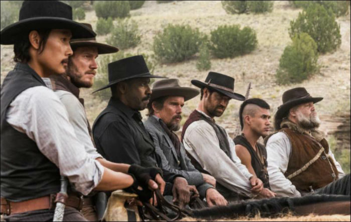 Magnificent Seven Reviews Denzel Washington in The Magnificent Seven