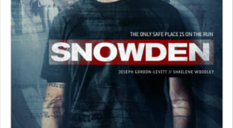 Snowden Review Joseph Gordon-Levitt in Snowden