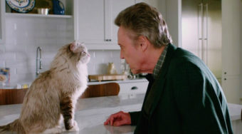 Christopher Walken in Nine Lives DVD Review