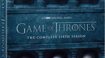 Game of Thrones Season 6 DVD & Blu-Ray