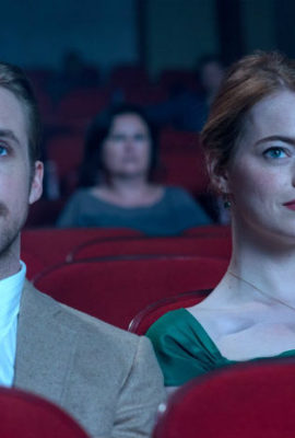 Oscar Nominations 2017 Ryan Gosling and Emma Stone in La La Land