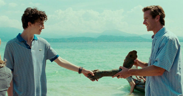 10 Best Movies of 2017 Call me by your Name